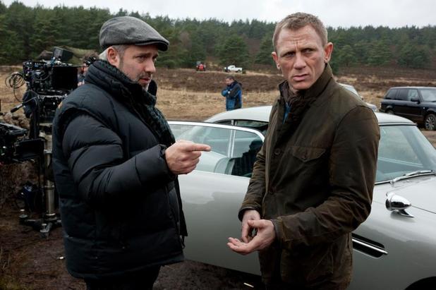 'Skyfall', Sam Mendes, Daniel Craig