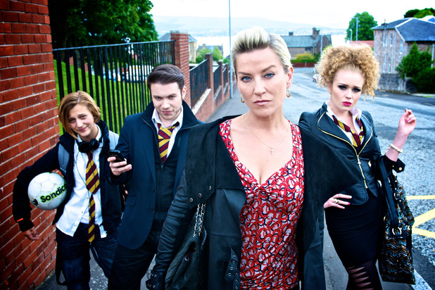 Waterloo Road's Barry family