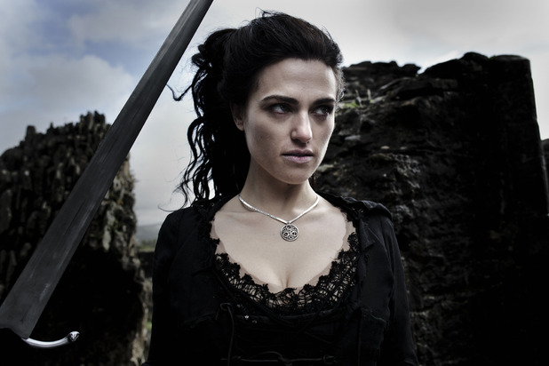 Merlin S05E13: Morgana (KATIE McGRATH)
