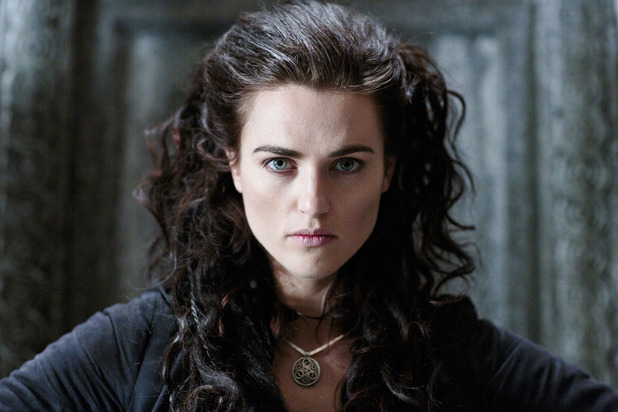 Merlin S05E12: Morgana (KATIE McGRATH)