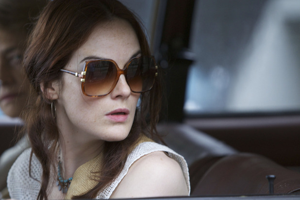 Restless - episode 2: Michelle Dockery as Ruth Gilmartin