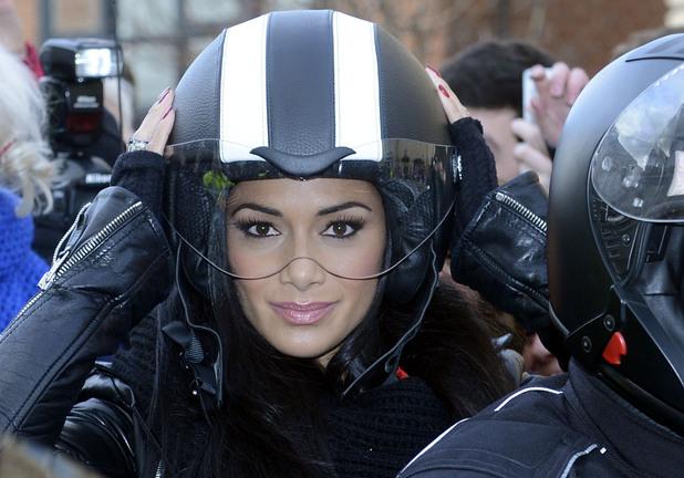 Nicole Scherzinger, X Factor, James Arthur, Harley