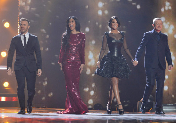 The X Factor Final: The Judges