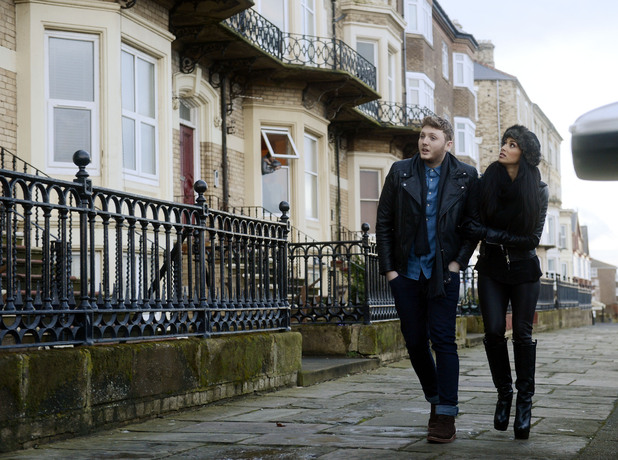 Nicole Scherzinger, James Arthur, Saltburn-by-the-Sea