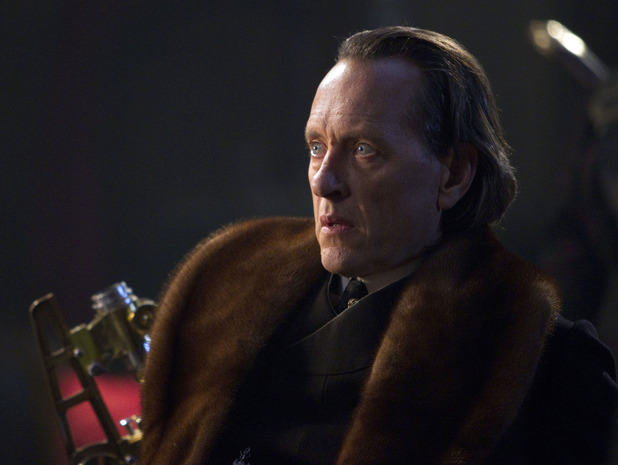 Doctor Who - 'The Snowmen': Richard E Grant as Dr Simeon