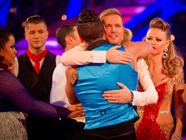 Nicky Byrne leaves Strictly Come Dancing.