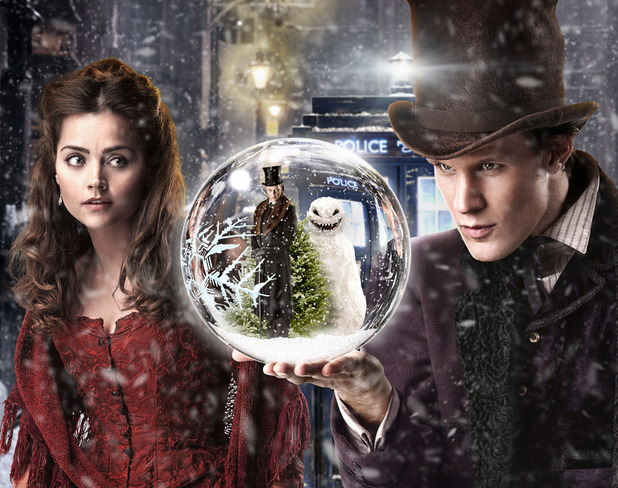 Doctor Who: The Snowmen - Christmas special
