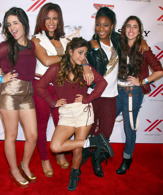The X Factor 2012 Final Four Party at Rodeo Drive