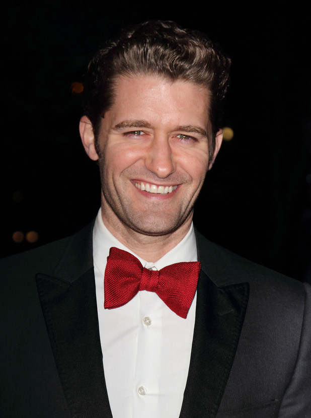 Matthew Morrison Night of Heroes: The Sun Military Awards held at the Imperial War Museum - Arrivals London, England - 06.12.12