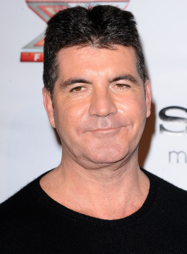 Simon Cowell, Viewing Party, X Factor