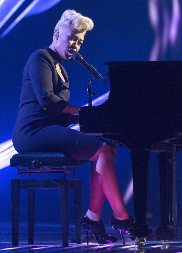 The X Factor Final: Emeli Sande