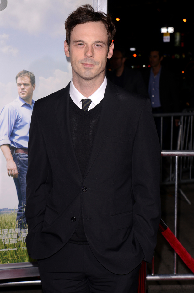 "New York Premiere of ""Promised Land"" at AMC Loews Lincoln Square Featuring: Scoot McNairy Where: New York City, NY, United States"