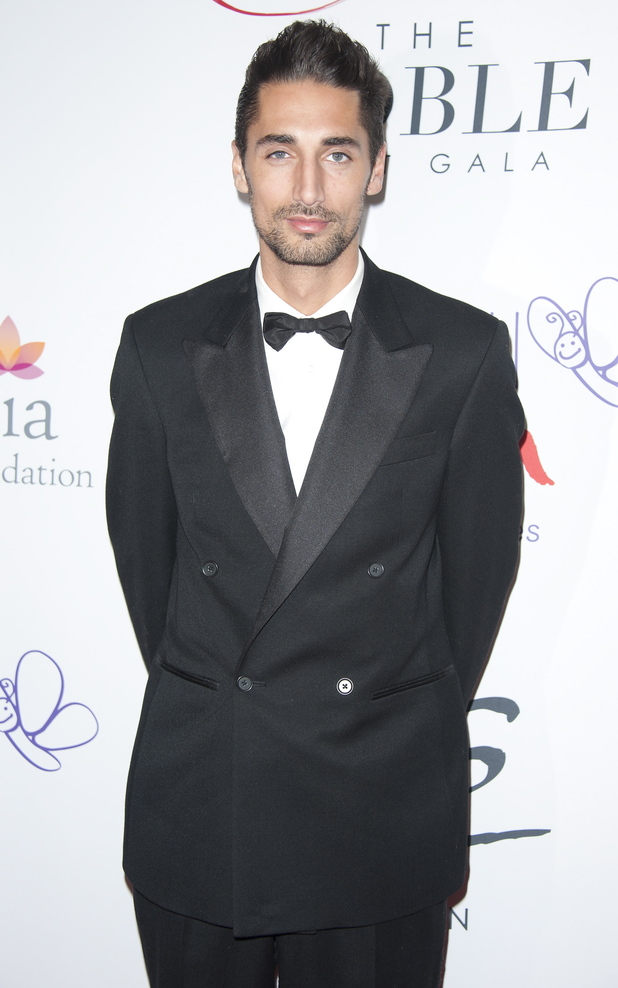 Hugo Taylor The Noble Gift Gala held at the ME Hotel - Arrivals London, England - 08.12.12 Credit: (Mandatory): WENN.com