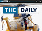 Rupert Murdoch cans 'The Daily' iPad app
