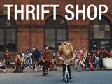 Macklemore &#39;Thrift Shop&#39; artwork