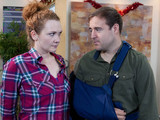 8022: Fiz persuades Tyrone to go to the hospital where he lies to the doctor, telling him he got his injuries at work