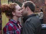 8023: Tyrone and Fiz are caught kissing by Tina