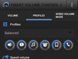 'Smart Volume Control +' app screenshot