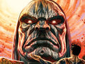 The DC Comics chief creative officer hints at an Apokoliptic storyline.