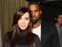 "Kim Kardashian says she is excited to be ""starting a family"" with Kanye West."