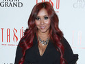 Snooki recalls her long labour before giving birth to son Lorenzo.