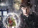The actor says he wants to appear on Doctor Who 2013 holiday special.