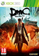 'DmC Devil May Cry' Xbox packshot