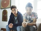 Rizzle Kicks unveil Christmas song 'Happy That You're Here' - listen
