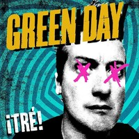 Green Day &#39;Tr!&#39; album artwork.