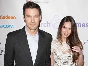 Brian Austin Green and Megan Fox March of Dimes celebration of babies luncheon, held at Beverly Hills Hotel - Arrivals Beverly Hills, California - 07.12.12
