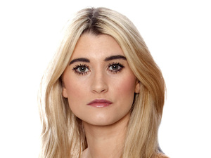 Charley Webb as Debbie Dingle in Emmerdale