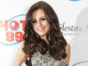 Cher Lloyd, Hot 99.5 Jingle Ball in Virginia