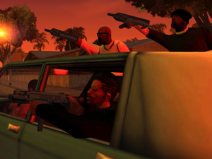 'Grand Theft Auto: San Andreas' screenshot