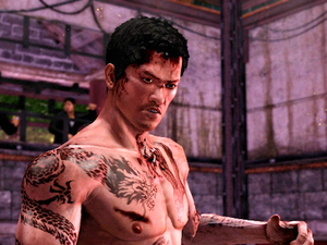 &#39;Sleeping Dogs: Zodiac Tournament&#39; screenshot