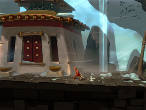 &#39;The Cave&#39; screenshot