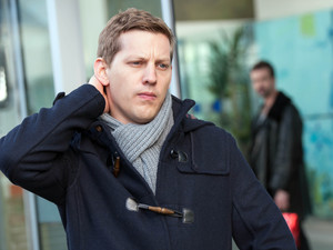 Hollyoaks, John Paul McQueen returns, Tue 18 Dec