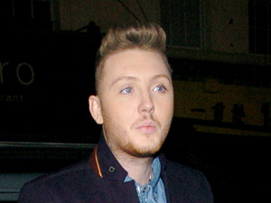 X Factor Wrap Party held at the Hippodrome - ArrivalsFeaturing: James Arthur Where: London, England When: 11 Dec 2012 Credit: WENN.com