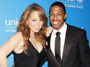 Mariah Carey and Nick Cannon The 2009 Unicef Snowflake Ball held at Cipriani 42nd Street - Arrivals New York City, USA - 02.12.09 Mandatory Credit: Joseph Marzullo/WENN.com