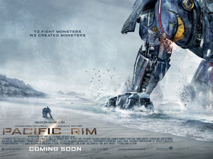 &#39;Pacific Rim&#39; poster