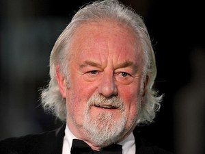 The UK Premiere of The Hobbit: An Unexpected Journey: Bernard Hill