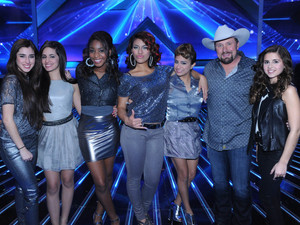The X Factor USA semifinals results show: Fifth Harmony, Tate Stevens and Carly Rose Sonenclar advance to the finals