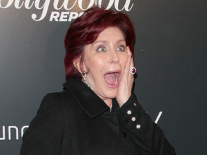 The Premiere of 'Django Unchained' held at the Ziegfeld Theatre - Arrivals Featuring: Sharon Osbourne Where: New York City, NY, United States When: 11 Dec 2012