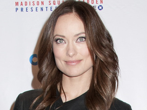 12-12-12 The Concert for Sandy Relief at Madison Square Garden, New York: Olivia Wilde