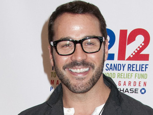 12-12-12 The Concert for Sandy Relief at Madison Square Garden, New York: Jeremy Piven
