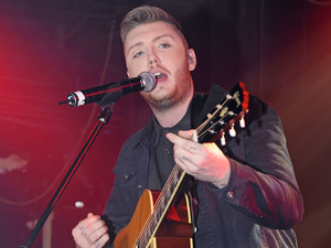 X Factor winner James Arthur performing at G-A-Y at Heaven nightclub