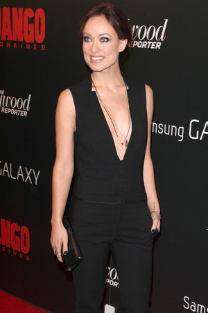 The Premiere of 'Django Unchained' held at the Ziegfeld Theatre - Arrivals Olivia Wilde Where: New York City, NY, United States When: 11 Dec 2012
