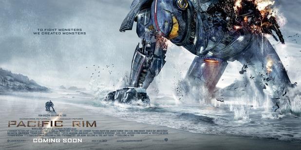 'Pacific Rim' poster