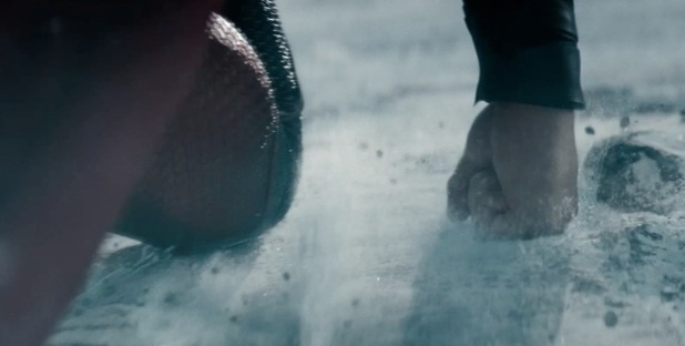 'Man Of Steel' trailer still