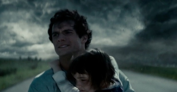 'Man Of Steel' trailer still
