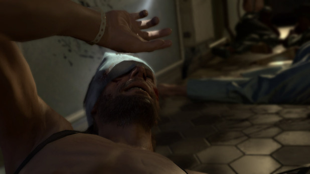'The Phantom Pain' screenshot